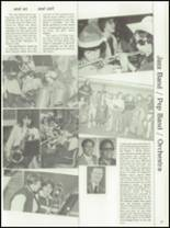 1982 Crescent Valley High School Yearbook Page 44 & 45
