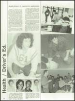 1982 Crescent Valley High School Yearbook Page 50 & 51