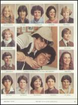 1982 Crescent Valley High School Yearbook Page 54 & 55