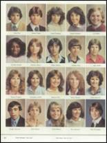 1982 Crescent Valley High School Yearbook Page 58 & 59