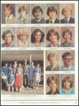 1982 Crescent Valley High School Yearbook Page 62 & 63