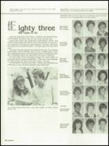 1982 Crescent Valley High School Yearbook Page 70 & 71