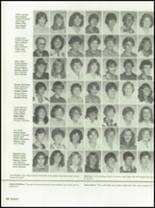 1982 Crescent Valley High School Yearbook Page 72 & 73