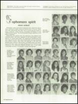 1982 Crescent Valley High School Yearbook Page 76 & 77