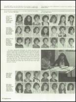 1982 Crescent Valley High School Yearbook Page 80 & 81