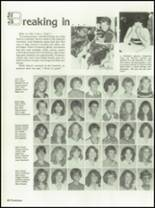 1982 Crescent Valley High School Yearbook Page 84 & 85