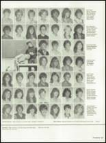 1982 Crescent Valley High School Yearbook Page 86 & 87