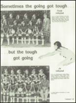 1982 Crescent Valley High School Yearbook Page 92 & 93