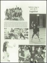 1982 Crescent Valley High School Yearbook Page 94 & 95