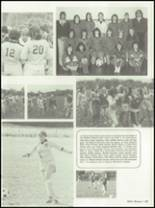 1982 Crescent Valley High School Yearbook Page 96 & 97