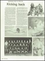 1982 Crescent Valley High School Yearbook Page 112 & 113