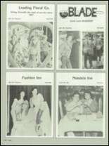1982 Crescent Valley High School Yearbook Page 124 & 125