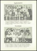 1957 Dimondale High School Yearbook Page 22 & 23