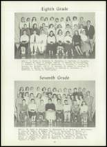 1957 Dimondale High School Yearbook Page 24 & 25