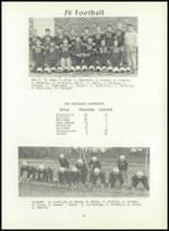 1957 Dimondale High School Yearbook Page 26 & 27