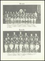 1957 Dimondale High School Yearbook Page 34 & 35