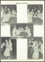 1957 Dimondale High School Yearbook Page 40 & 41