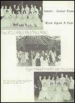 1957 Dimondale High School Yearbook Page 42 & 43