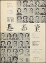 1953 Mountain Pine High School Yearbook Page 16 & 17