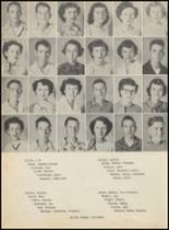 1953 Mountain Pine High School Yearbook Page 18 & 19