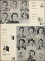 1953 Mountain Pine High School Yearbook Page 20 & 21