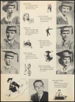 1953 Mountain Pine High School Yearbook Page 24 & 25