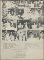 1953 Mountain Pine High School Yearbook Page 26 & 27