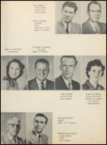 1953 Mountain Pine High School Yearbook Page 28 & 29
