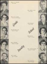 1953 Mountain Pine High School Yearbook Page 30 & 31
