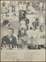 1953 Mountain Pine High School Yearbook Page 32 & 33