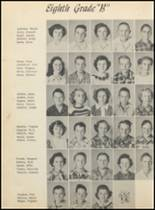1953 Mountain Pine High School Yearbook Page 34 & 35