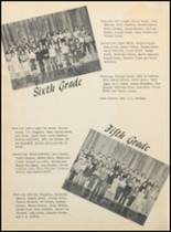 1953 Mountain Pine High School Yearbook Page 36 & 37