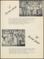 1953 Mountain Pine High School Yearbook Page 38 & 39