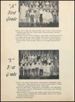 1953 Mountain Pine High School Yearbook Page 40 & 41