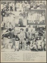 1953 Mountain Pine High School Yearbook Page 42 & 43
