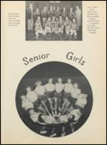 1953 Mountain Pine High School Yearbook Page 44 & 45