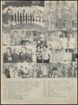 1953 Mountain Pine High School Yearbook Page 50 & 51