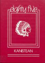 1985 Yearbook Canisteo High School