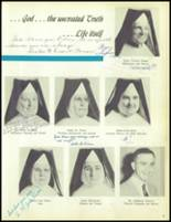 1957 Our Lady of the Valley High School Yearbook Page 10 & 11