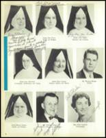 1957 Our Lady of the Valley High School Yearbook Page 12 & 13