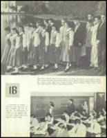 1957 Our Lady of the Valley High School Yearbook Page 18 & 19