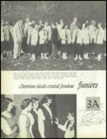 1957 Our Lady of the Valley High School Yearbook Page 30 & 31