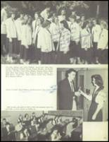 1957 Our Lady of the Valley High School Yearbook Page 34 & 35