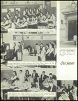 1957 Our Lady of the Valley High School Yearbook Page 36 & 37