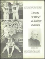 1957 Our Lady of the Valley High School Yearbook Page 42 & 43