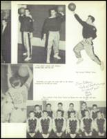 1957 Our Lady of the Valley High School Yearbook Page 44 & 45