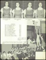 1957 Our Lady of the Valley High School Yearbook Page 46 & 47