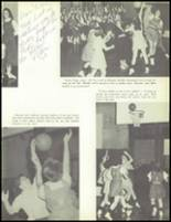 1957 Our Lady of the Valley High School Yearbook Page 48 & 49