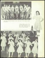 1957 Our Lady of the Valley High School Yearbook Page 52 & 53