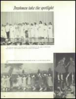 1957 Our Lady of the Valley High School Yearbook Page 54 & 55